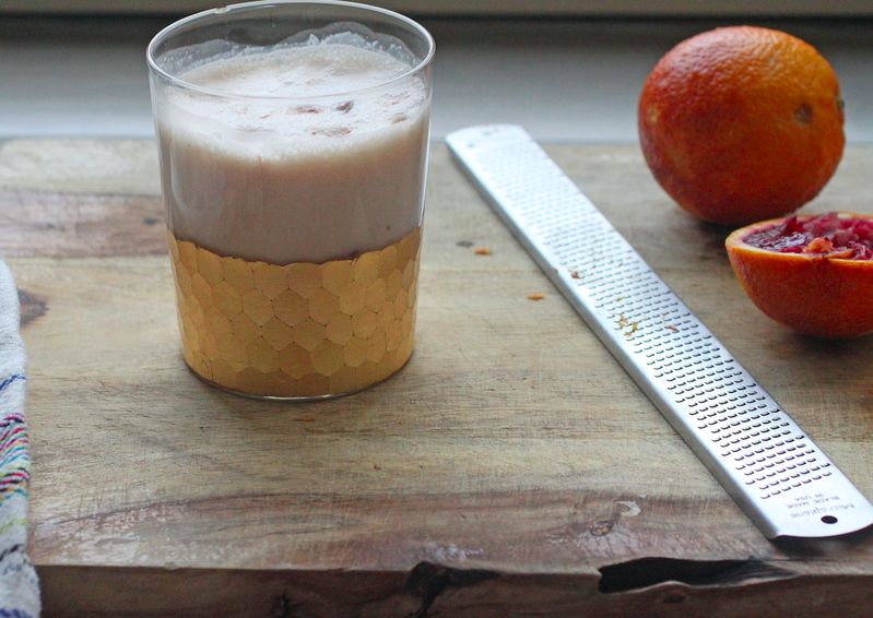 Dairy-Free Creamsicle Drinks