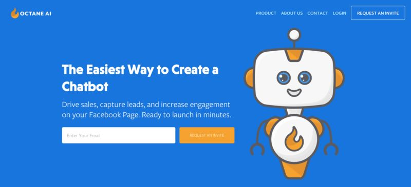 Chatbot-Creating Startups