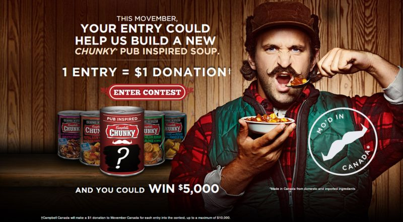 Charitable Soup Contests