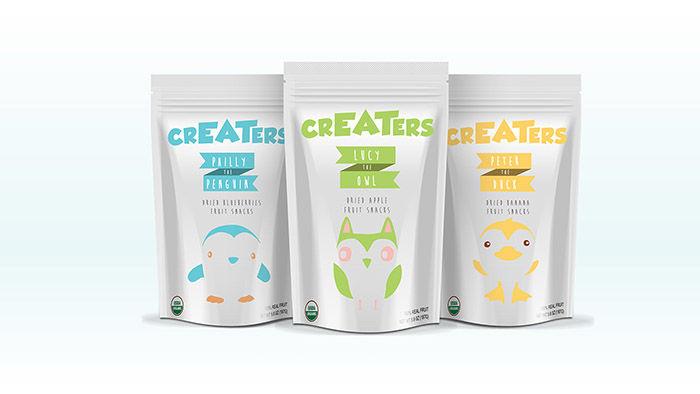 Organic Snack Bags