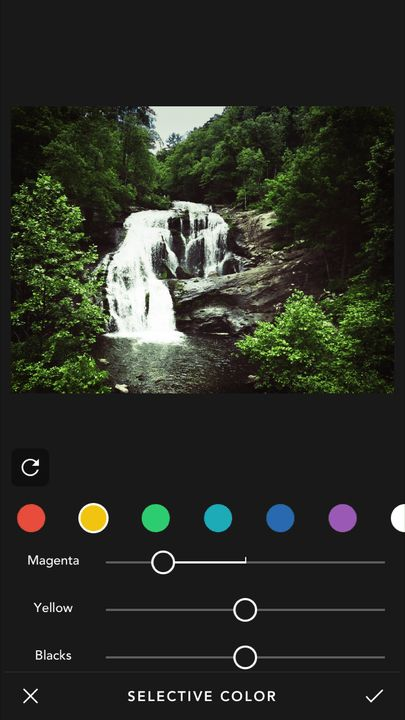 Customizable Photo Filters