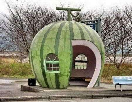 7 Creative Bus Stops