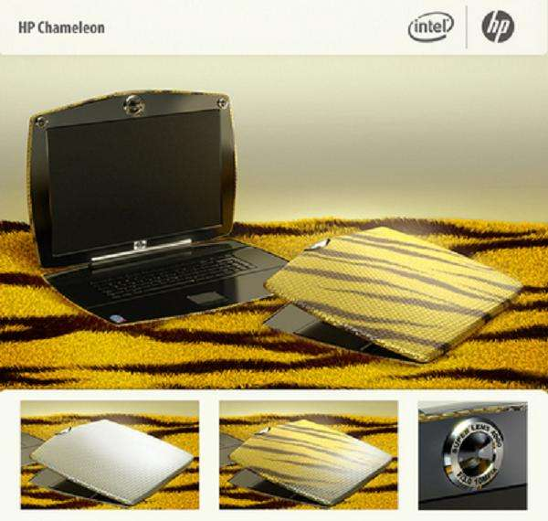 Untraditional Laptop Designs