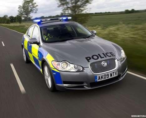 11 Creative Police Cars