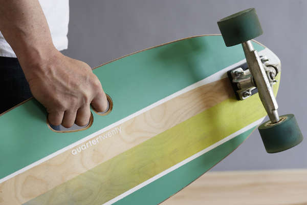 Finger-Focused Skateboards