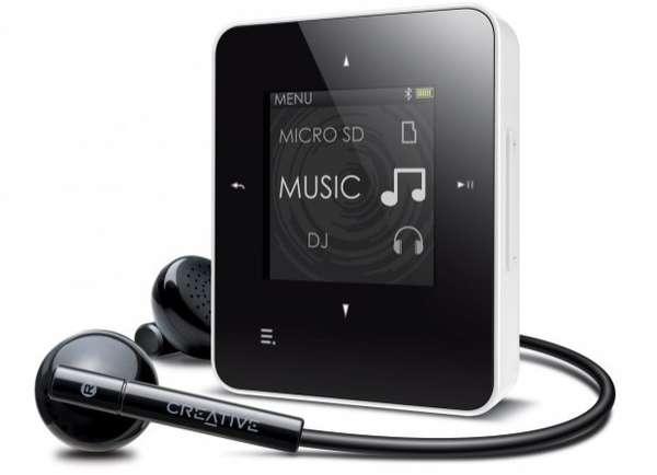 Miniature Cubicle MP3s