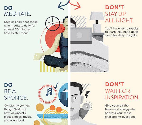 Creative Thinking Tips