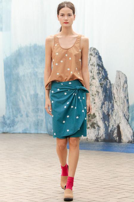 Minimalistic Mediterranean Fashions