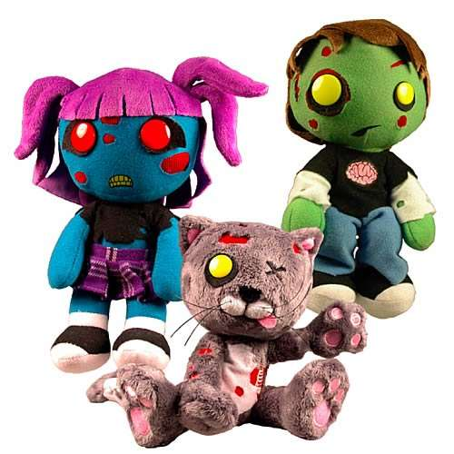 Mangled Undead Plushies