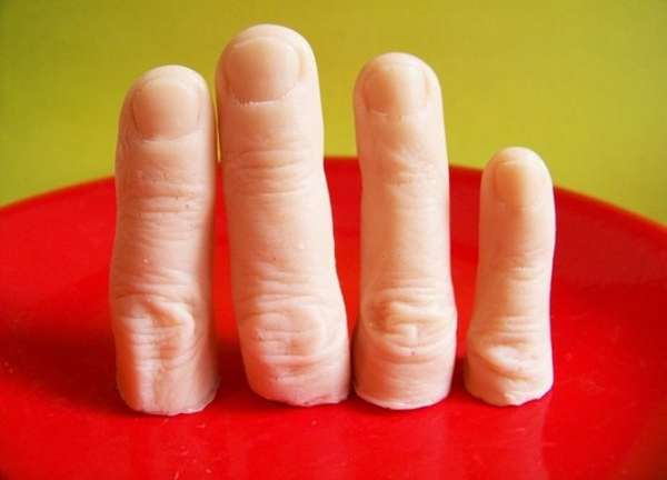 Severed Appendage Soaps
