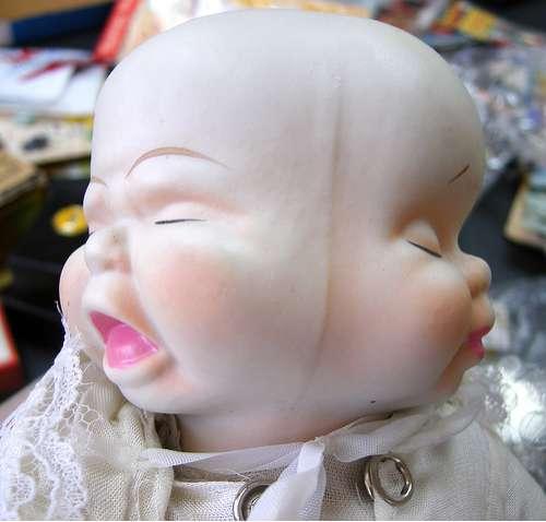 3-Faced Dolls