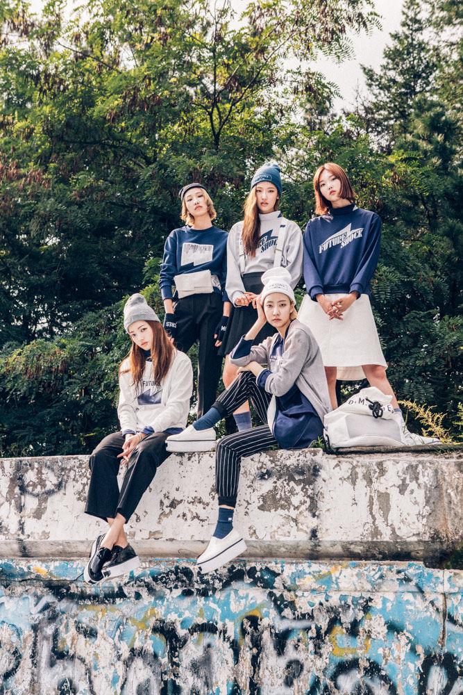 Casual Sisterhood Lookbooks