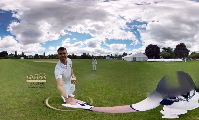 VR Cricket Experiences