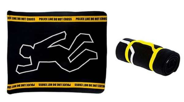 Crime Scene Fleece