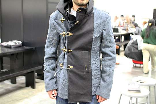 Wrinkled Autumn Fashion