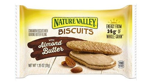 Nut Butter Biscuits