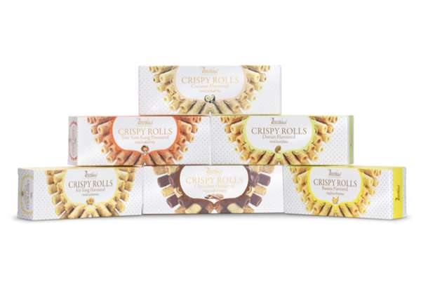 Frilly Collar Cartons
