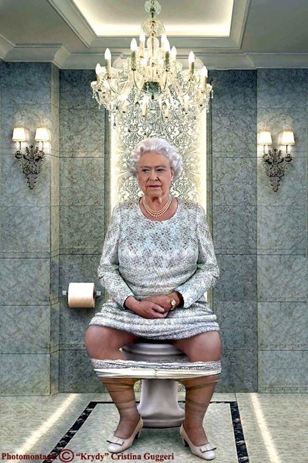 Cheeky World Leader Portraits