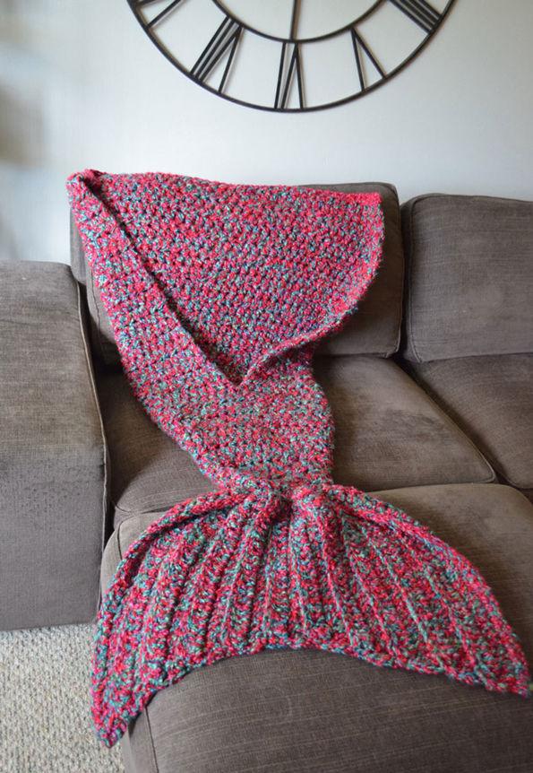 Mythical Mermaid Blankets