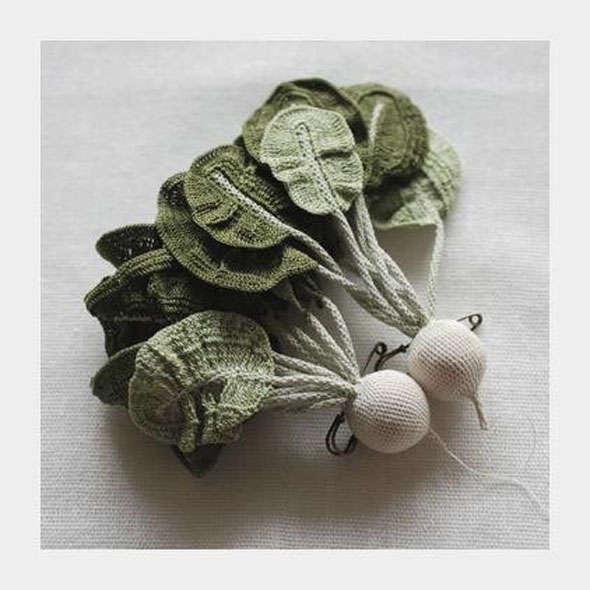 Herbaceous Needlework Designs