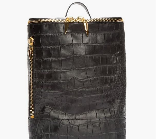 Chic Crocodile Backpacks