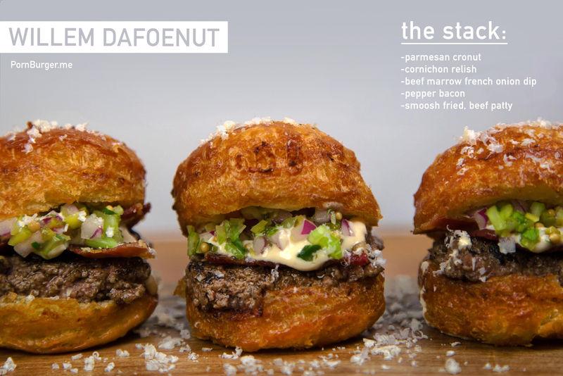 Celeb-Inspired Gourmet Burgers