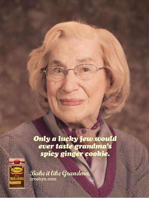 Elderly Innuendo Advertisements