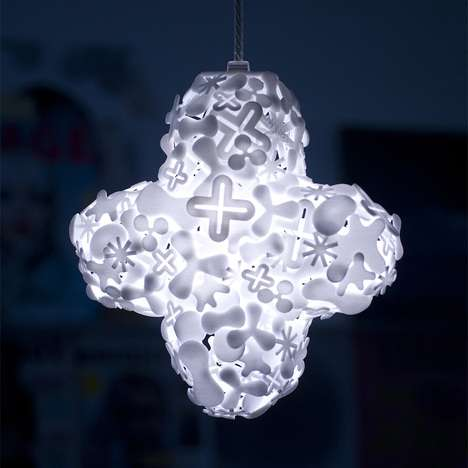 Religious Relic Lamps