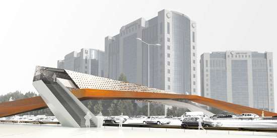 Car-Powered Bridges