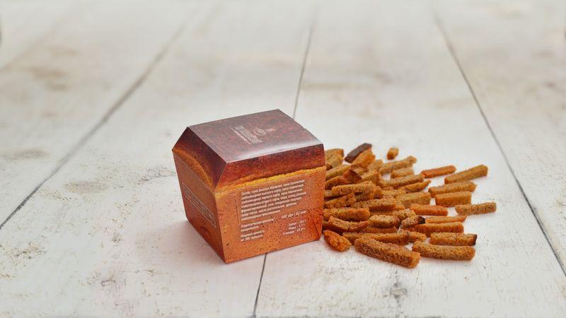 Food-Mimicking Packaging