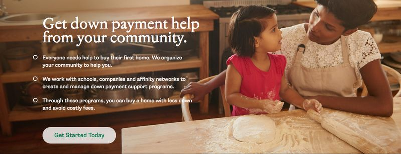 Community Down Payment Programs