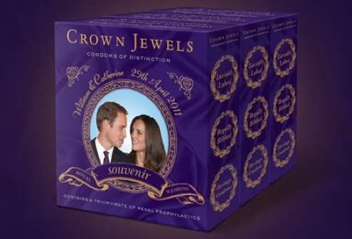 crown jewels condoms