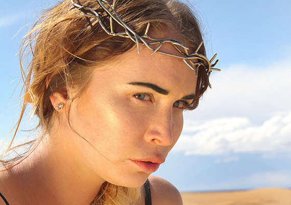Sacrilegious Spiked Accessories