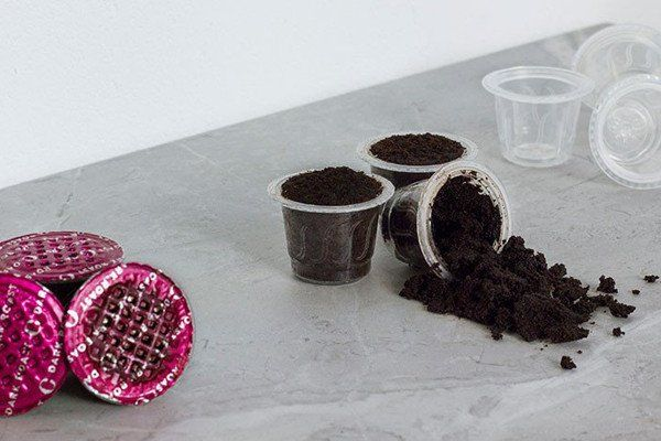 Biodegradable Coffee Pods