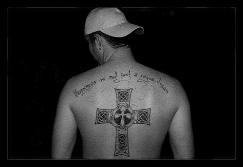 Crucifix Tattoo design 1 by ~iconoclastic-beleifs on deviantART