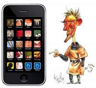 Crude Mobile Phone Games