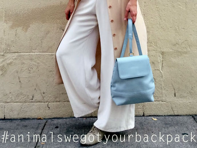 Stylish Cruelty-Free Bags