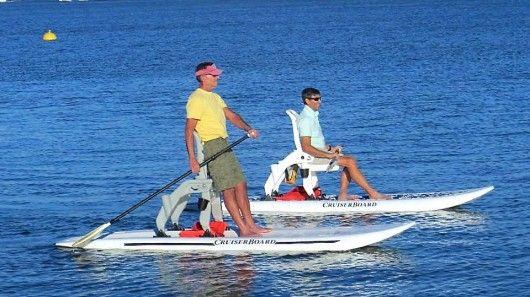 Paddleboard-Kayak Hybrids