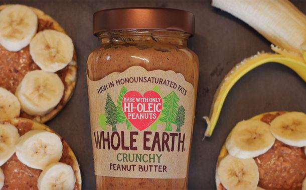 Cholesterol-Conscious Peanut Spreads