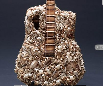 Bone-Infused Guitars
