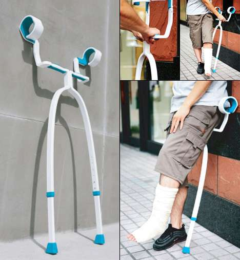 Transformer Crutches