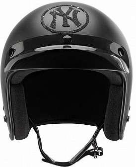 Crystal-Studded Helmets