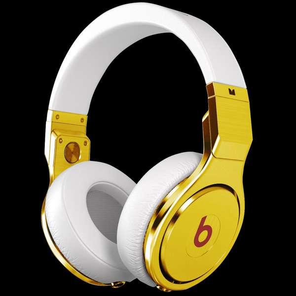 Gold-Plated Headphones (UPDATE)