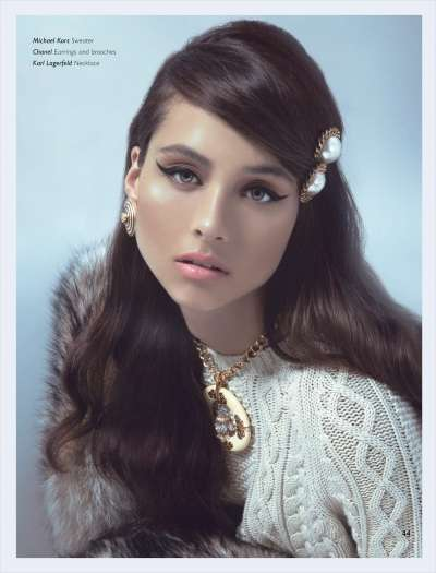 Fiora Singer 60s Sweetheart Portrai...