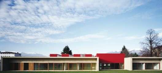 Minimalist Nursery Schools Nursery School By C S Associati