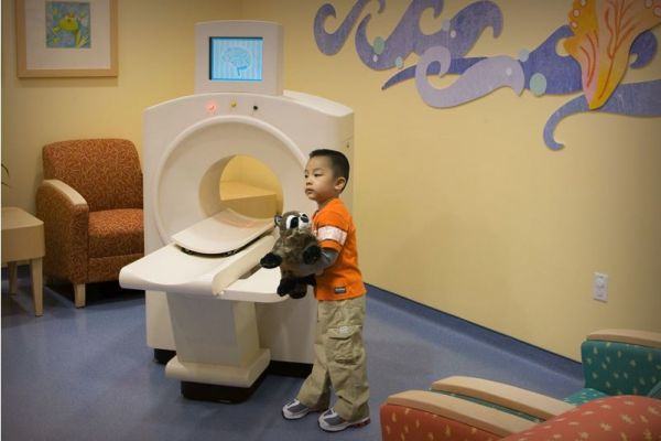 Toy CT Scanners