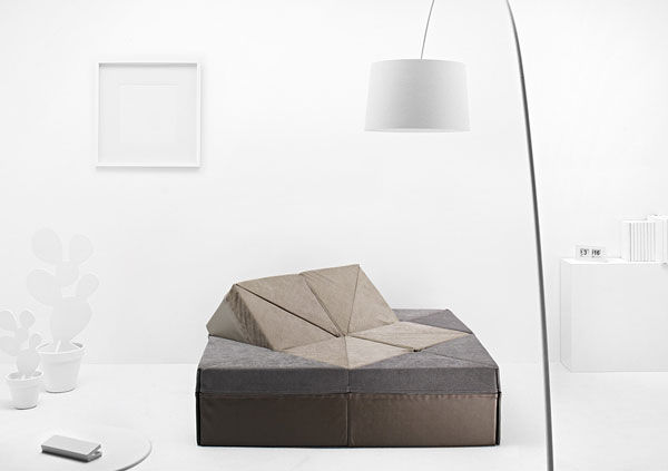 Shape-Shifting Sofa Designs