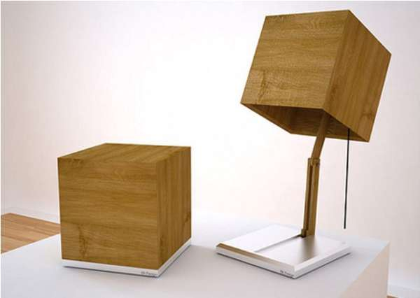 Boxy Desktop Lighting