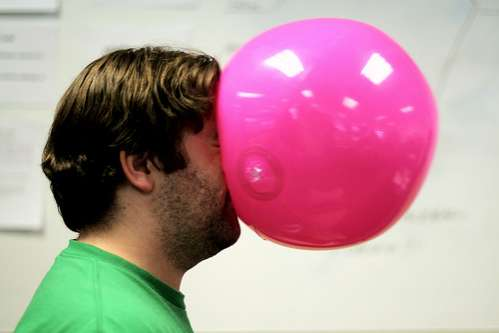 Faceball For Cubicles