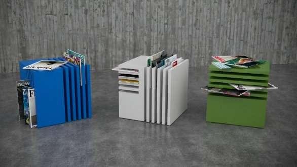 Sleek Geometric Storage
